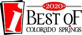 Colorado Springs Independent Best of Logo 2020